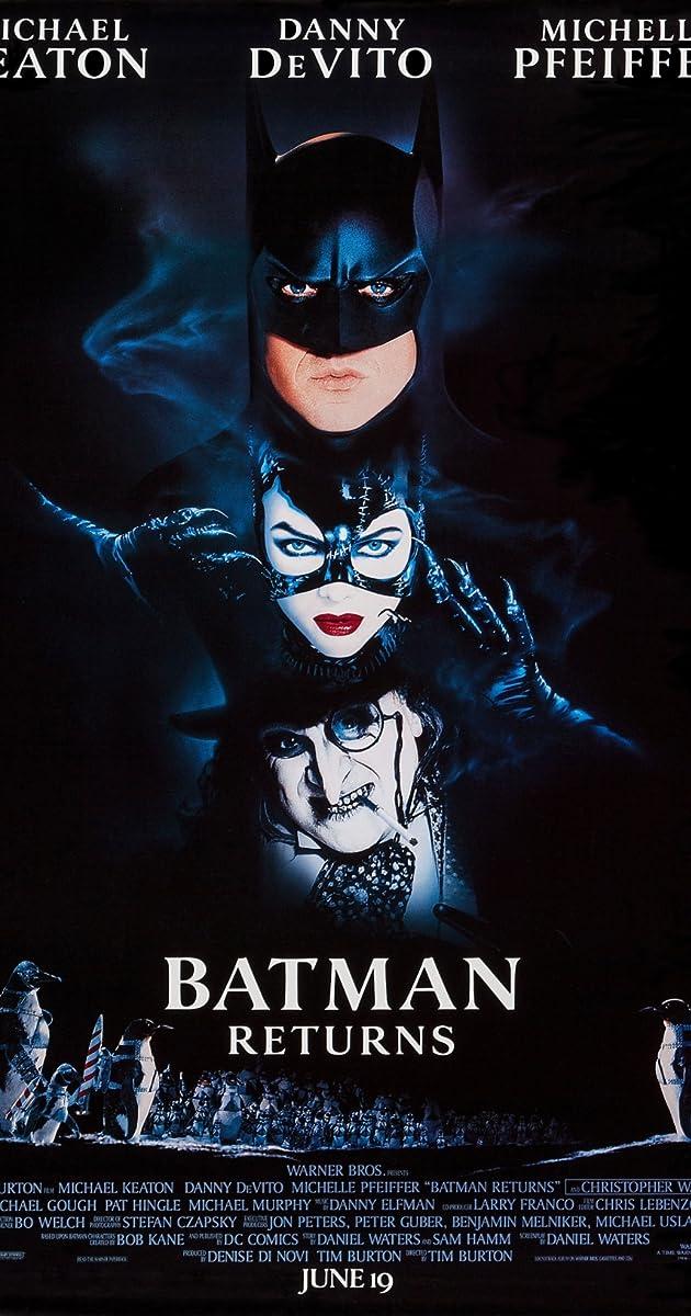 Batman o Retorno