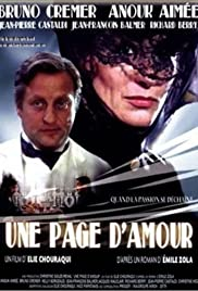 Une page d'amour Poster