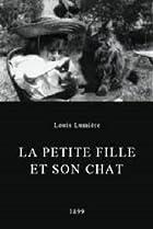 Image of La petite fille et son chat