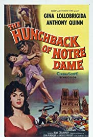 The Hunchback of Notre Dame (1956) Poster - Movie Forum, Cast, Reviews