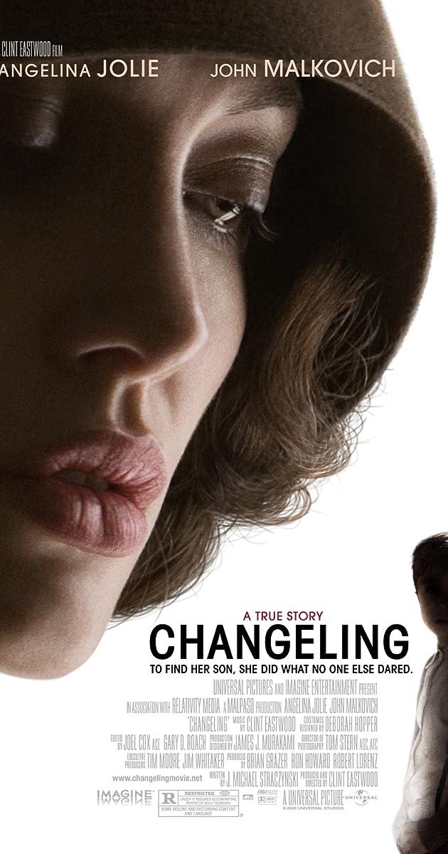 Laumės Vaikas / Changeling (2008)