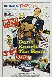 Don't Knock the Rock (1956) Poster - Movie Forum, Cast, Reviews