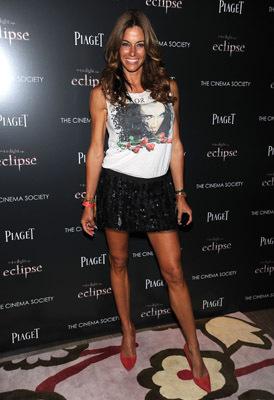 Kelly Bensimon at The Twilight Saga: Eclipse (2010)