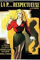 La p... respectueuse (1952) Poster