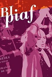Bibi Canta Piaf Poster
