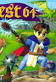 Quest 64 Poster