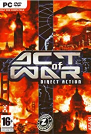 Act of War: Direct Action Poster