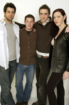 Troy Garity, Shawn Hatosy, and Lee Pace