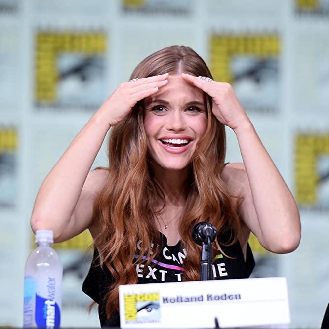 Holland Roden and Teen Wolf