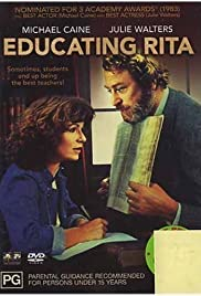 Educating Rita (1983) Poster - Movie Forum, Cast, Reviews