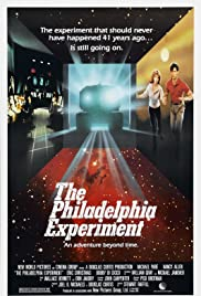 The Philadelphia Experiment Poster