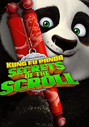 Kung Fu Panda: Secrets of the Scroll ()