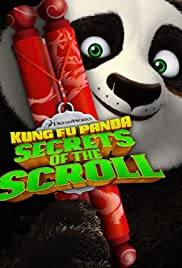 Kung Fu Panda: Secrets of the Scroll Poster