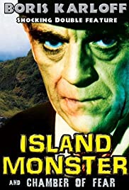 The Island Monster Poster
