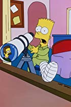 Image of The Simpsons: Bart of Darkness