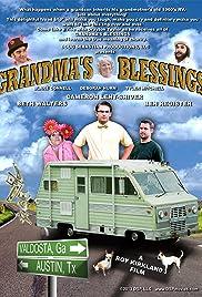 Grandma's Blessings Poster