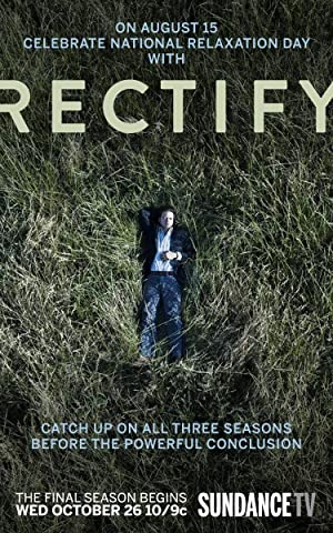 Rectify - similar tv show recommendations