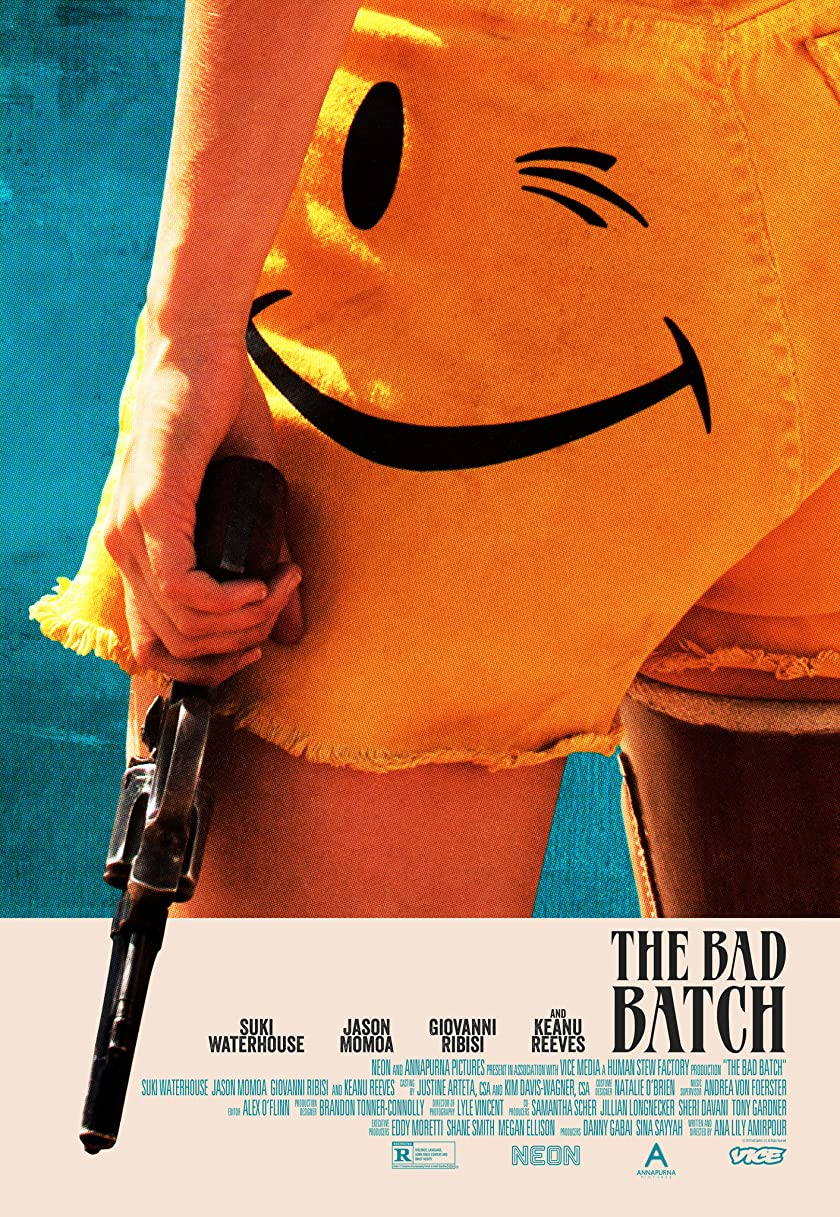The Bad Batch, Yemekle Oynanmaz film izle