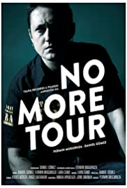 No More Tour Poster