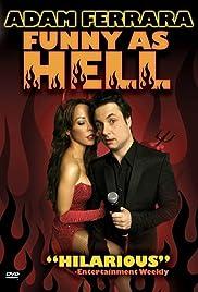 Adam Ferrara: Funny as Hell Poster