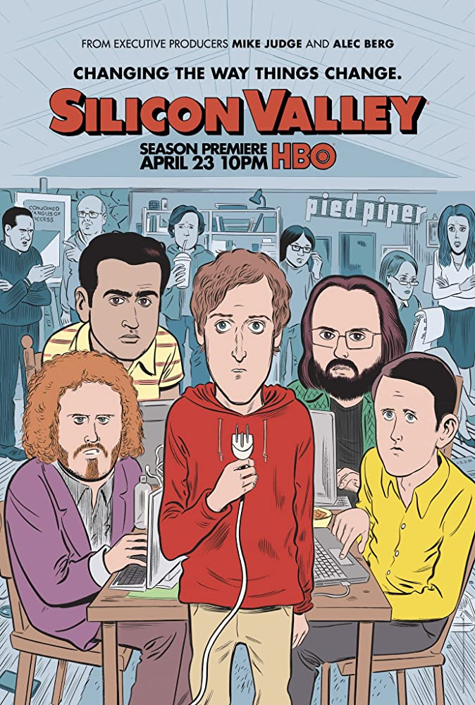 Assistir Silicon Valley Dublado e Legendado Online