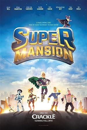 Poster SuperMansion