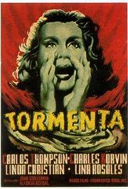 Thunderstorm Poster
