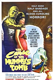 The Curse of the Mummy's Tomb (1964) Poster - Movie Forum, Cast, Reviews