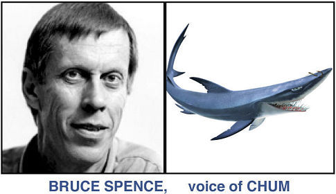 Bruce Spence in Finding Nemo (2003)