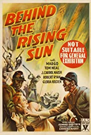Behind the Rising Sun (1943) Poster - Movie Forum, Cast, Reviews