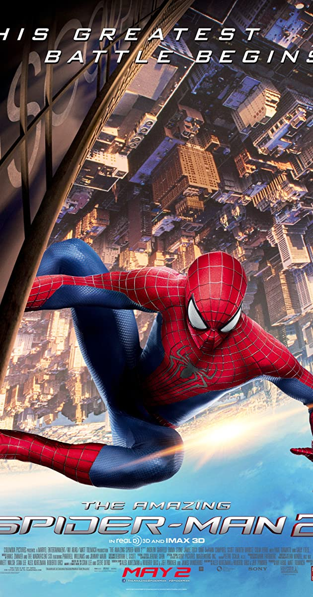The Amazing Spider-Man 2 2014 BRRip