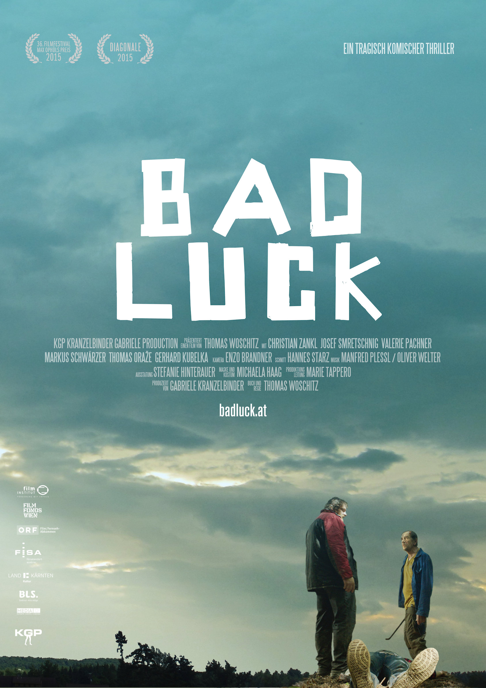 image Bad Luck (2015/I) Watch Full Movie Free Online