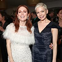 Julianne Moore and Michelle Williams