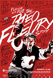 Theo Fleury: Playing with Fire Poster