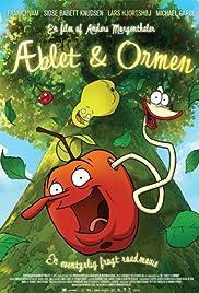 Æblet & ormen Poster
