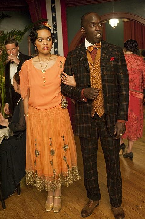 Michael Kenneth Williams and Danielle Davenport in Boardwalk Empire (2010)