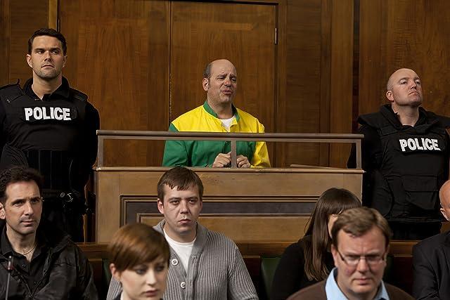 David Cross in The Increasingly Poor Decisions of Todd Margaret (2009)