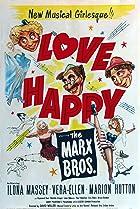Love Happy (1949) Poster