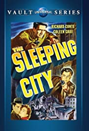 The Sleeping City Poster