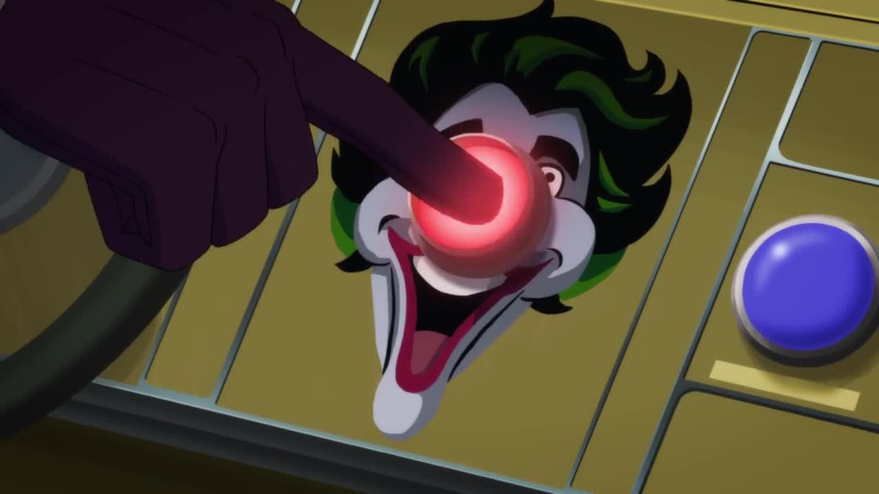 Batman: Return of the Caped Crusaders 720p torrent