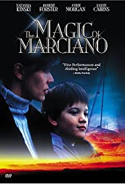 The Magic of Marciano Poster