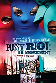 Pussy Riot: The Movement Poster