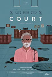 Court (2014) Poster - Movie Forum, Cast, Reviews