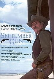 September Gun Poster