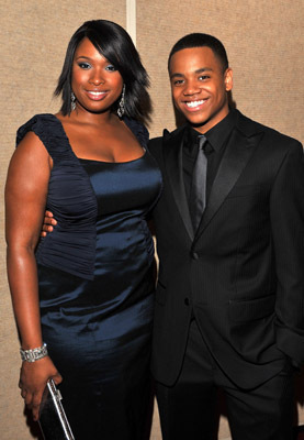 Jennifer Hudson and Tristan Mack Wilds at The Secret Life of Bees (2008)