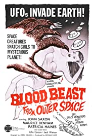 Blood Beast from Outer Space Poster