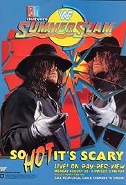 Summerslam(1994) Poster - TV Show Forum, Cast, Reviews