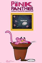 Sherlock Pink Poster