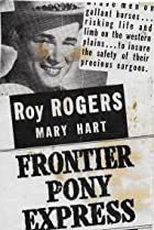 Image of Frontier Pony Express