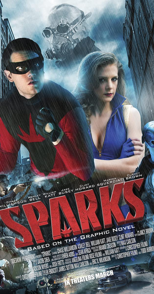 Sparks 2013 imdb for What was the name of that movie
